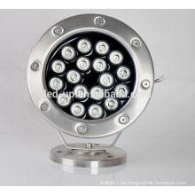 IP68 Hochleistungs-LED-Unterwasser-Pool-Lichter AC 12V AC / DC24V