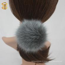 Boucles d'oreilles élastiques en éponge