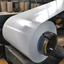 Bobinas de acero con recubrimiento de color PPGI para techos Suministro de edificios Cualquier color Ral