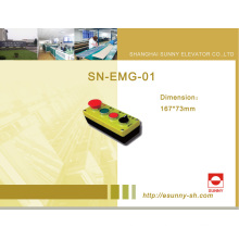 Смотровой ящик для лифта (SN-EMG-01)