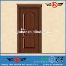 JK-TP9002 nouvelle porte en bois de pvc en Turquie