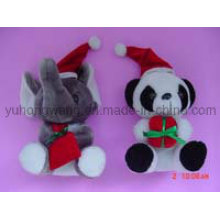 Kundenspezifische Kinder Weihnachten Plüschtier