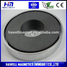 Круглые магниты с отверстиями