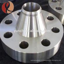 титан gr2 фланец для нагревательного элемента с высоким качеством конкурентоспособная цена
