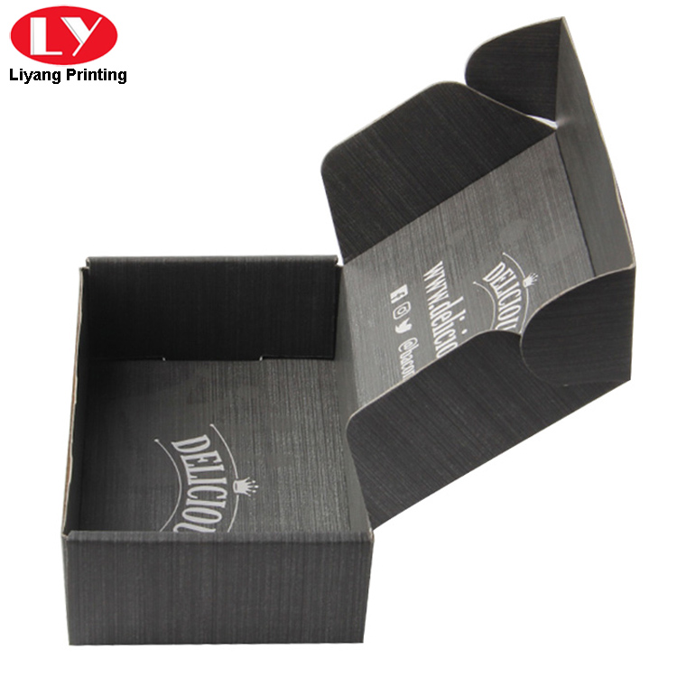 Foldable Packing Box 3