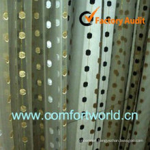 2013 New Design Turkish Curtain Made Of 75%Polyester 25%Viscoce With Embroidery