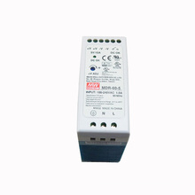 MEAN WELL MDR-60-5 din rail mounted toggle switch