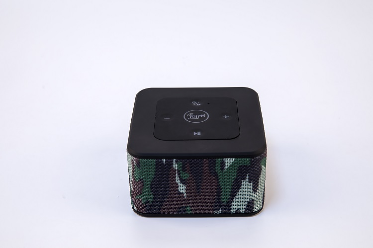 Portable Bluetooth Speaker With Mic