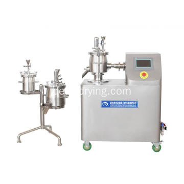 High Speed ​​Mixer / Granulator für die Pharmaindustrie