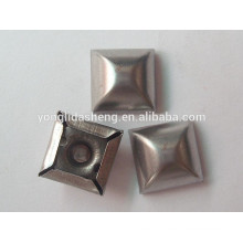 Custom stamping parts metal claw beads