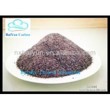 BaiYun alúmina fundida marrón para pulir con chorro de arena