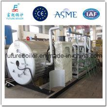 Caldeira de óleo quente embalada (180-2400kW)