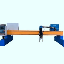 Oxy Acetylene gantry plasma cutting machine