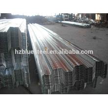 Металлическая оцинкованная стальная доска для палубных панелей для продажи, напольная опорная стальная плита, напольная плита для подшипников скольжения
