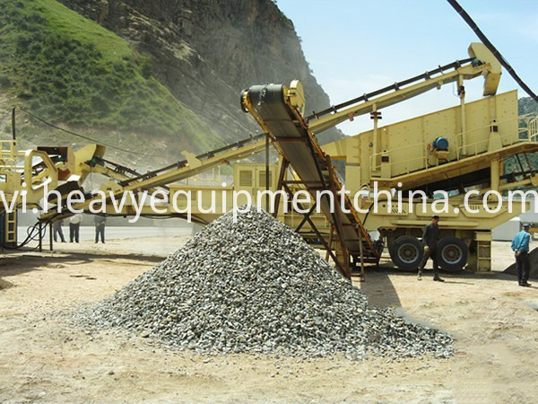 Portable Crushing Plants For Sale