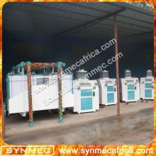 precio de la máquina de la harina de trigo del molino de la amoladora en venta