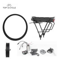 1000W ebike kit part e bike conversion kit fat tire electric bike kit