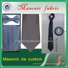 Corbata para hombre de encargo de la corbata para hombre de seda