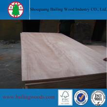 18mm Okoume Veneer Shutter Plywood for Construction