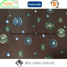 Hot Selling High Quality 100% Polyester Print Lining