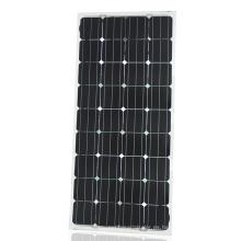 Nuevo diseño doble cara mono panel de cristal solar 150W en venta