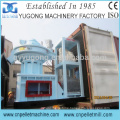Yugong auto lubricate cotton seed pellets making machine