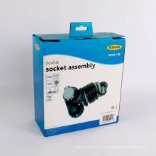 Benutzerdefinierte Wellpappe Verpackung für Ersatzteile