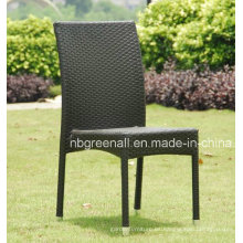 Marco de aluminio al aire libre Patio Furniture Patio Chair
