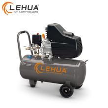 LeHua CE e ISO 1.5kw 220v 50L compressor de ar pequeno da gasolina