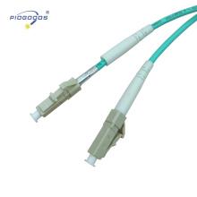 Fornecedor interno da fábrica da porcelana do revestimento PVC / LSZH dos conectores da fibra ótica OM3 do multi modo de LC / UPC fornecedor da fábrica de China de 3.0mm