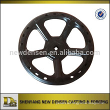 OD 250mm Stamping handwheel with square center for valve