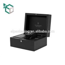 Papiergeschenk zylindrische Uhr Verpackung Box