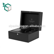 Paper Gift Cylindrical Watch Packaging Box