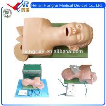 Nouveau mannequin d'entraînement à l'intubation endotrachéale