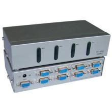 Commutateur matriciel VGA 4 à 4 avec télécommande