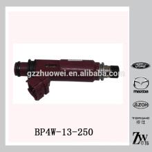 Auto peças injetor de combustível para Mazda 3 1.6 BP4W-13-250