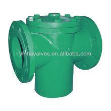 Filtro de água de cesta de média pressão