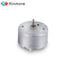 Motor de corriente continua de bajo ruido de 15 V para el motor del cepillo lateral del robot aspirador