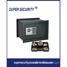 Electronic Digital Thick in-Wall Safe (SMQ28)