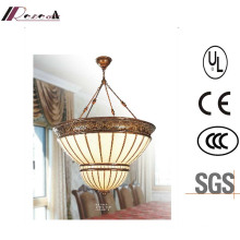 Hotel Project Antique Hanging Resin Pendant Light