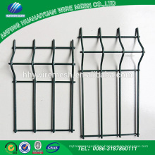 Hot sale factory low price pvc coated welded wire mesh fence