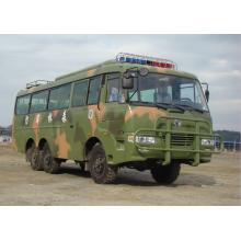 Six Wheel Drive Off Road Vehicle Bus