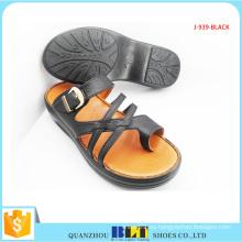 Zapatilla Bestting Buckle Shape color negro