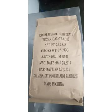 nitrogen removal grade Sodium acetate for water treatment