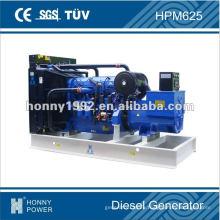 Generador diesel de 450kW, HPM625, 50Hz