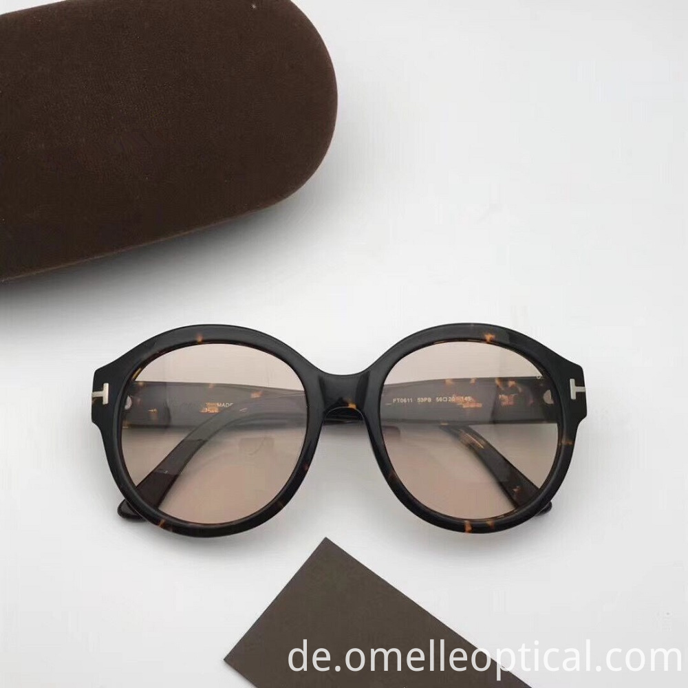 Cat Eye Classic Sunglasses