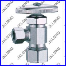 J7007 Válvula de retención angular de latón