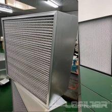 Filtro de ar HEPA do separador de eficiência de Mpps