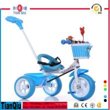 2016 Nuevo último triciclo de los niños del diseño / portador de bebé / triciclo de los juguetes