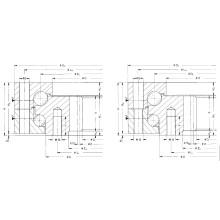 Внутренний зубчатый венец с внутренним шестигранником Rothe Erde (012.40.3300.000.11.1502)